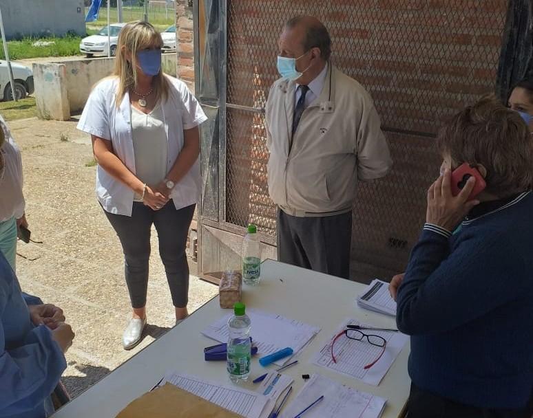 Tres Arroyos: El jefe comunal se reunió con autoridades de la Región Sanitaria I