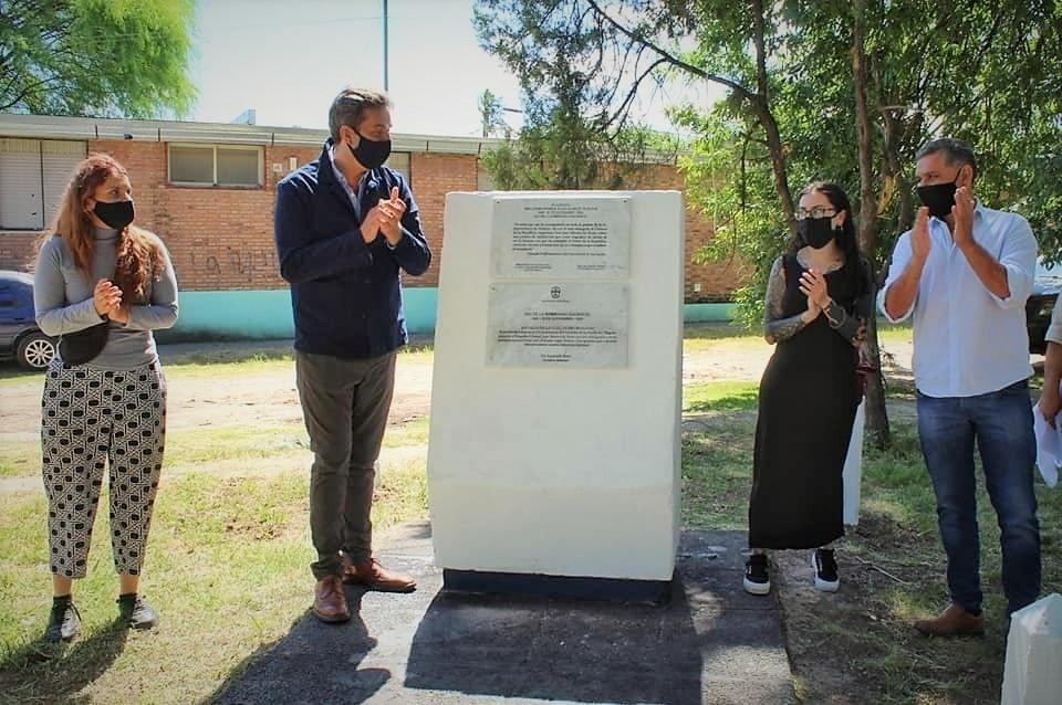 Luján: Leonardo Boto encabezó el acto por el Día de la Soberanía Nacional