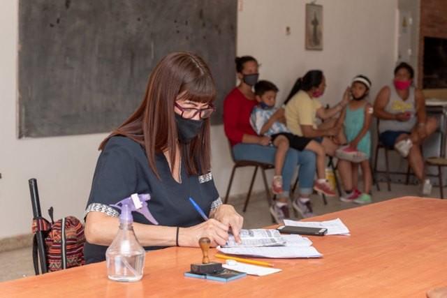 San Nicolás: Esta semana se realizará la vacunación en Villa Canto y Villa Campi