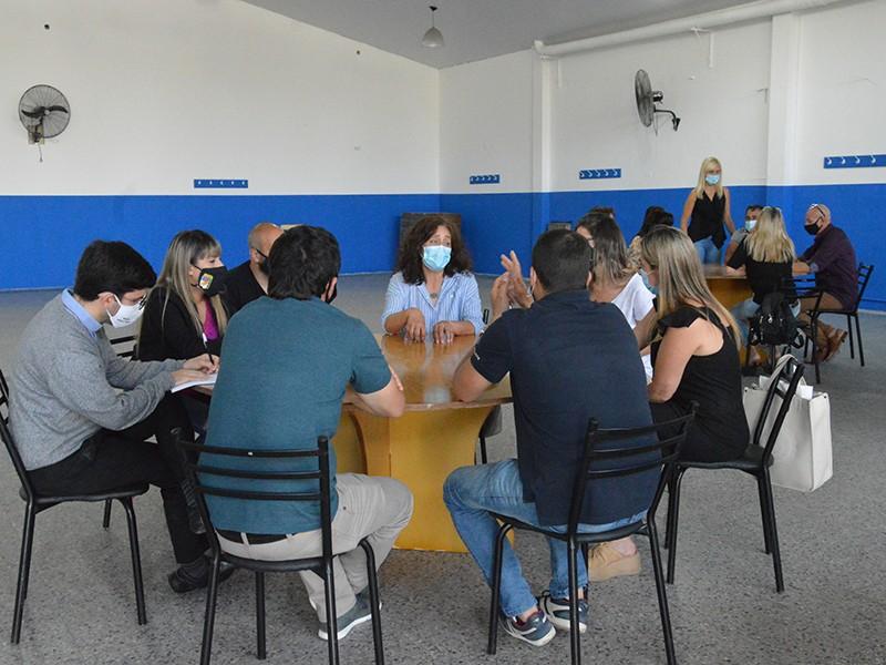 Berisso: Mesa multisectorial de trabajo para el abordaje del suicidio