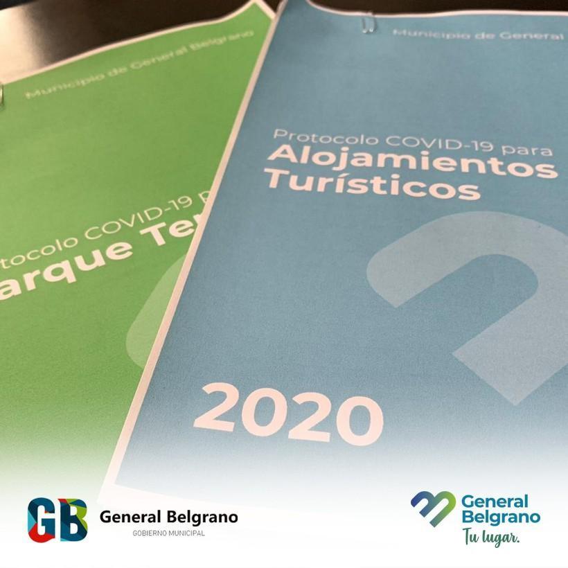 Gral. Belgrano: Preparativos de cara al inicio de temporada de verano
