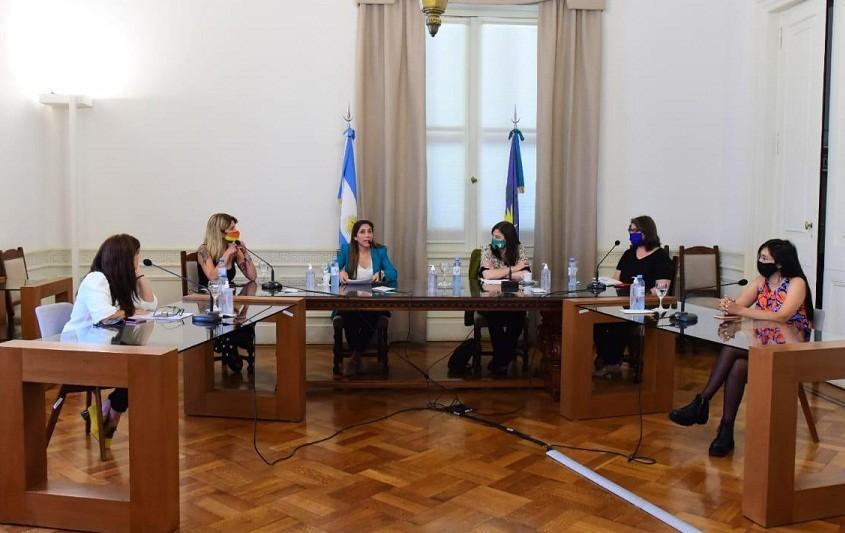 """Diputadas participaron de Jornada de concientización por la """"Eliminación de las Violencias contra las Mujeres"""""""