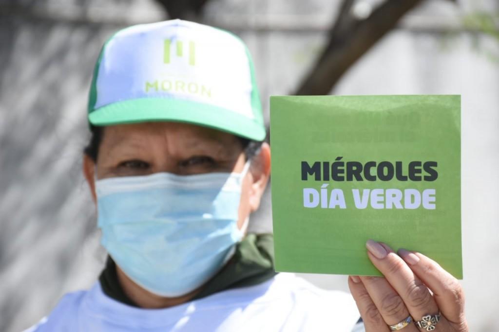 Morón: El Día Verde sigue extendiéndose