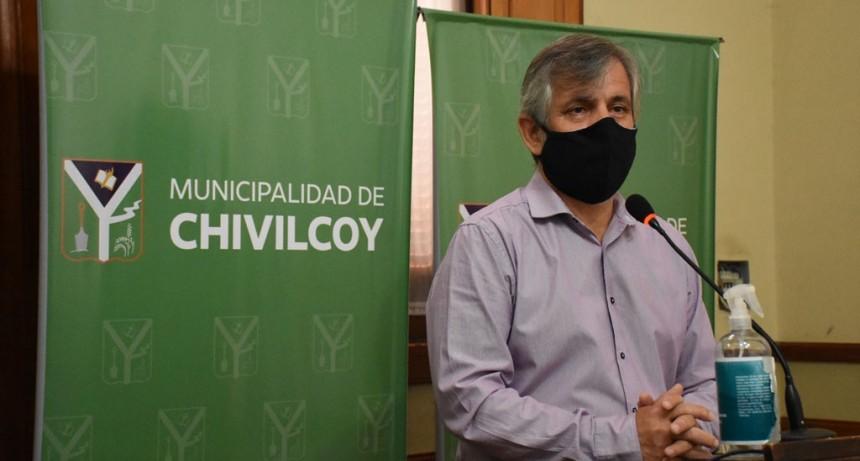 """Guillermo Britos: """"La empresa Paquetá, no ha abonado ningún canon en años. El único propietario de la nave ubicada en el Parque Industrial, es el Municipio"""""""
