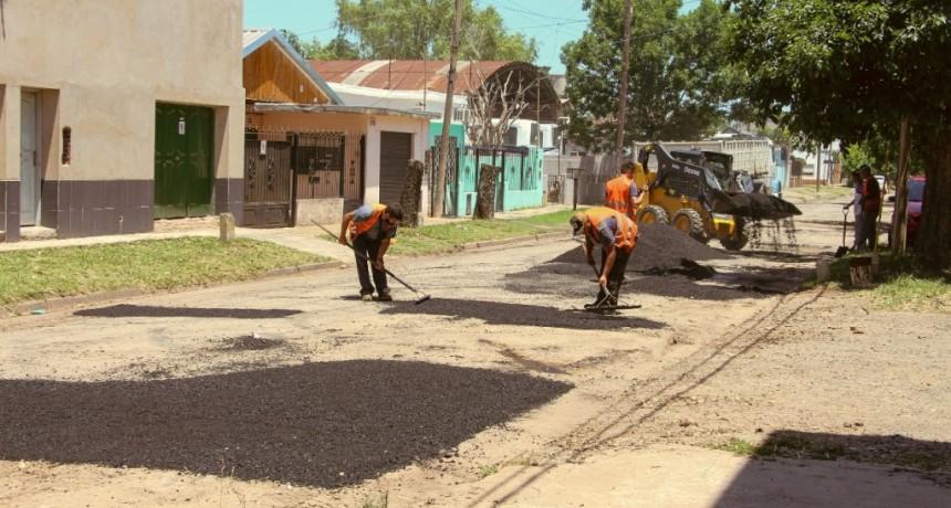 Zárate: Se extiende el programa de Mejoramiento Integral en barrios de la ciudad