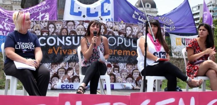 """El Parlamento de Mujeres y los resultados de la Consulta Popular """"Vivas nos Queremos"""""""