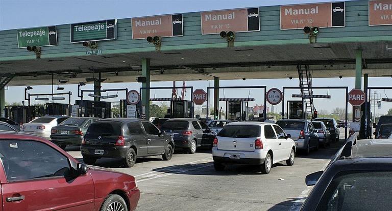 Aumentaron los peajes de las autopistas y rutas bonaerenses