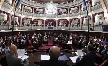 Senadores bonaerenses juraron y Cambiemos se quedó con dos vicepresidencias