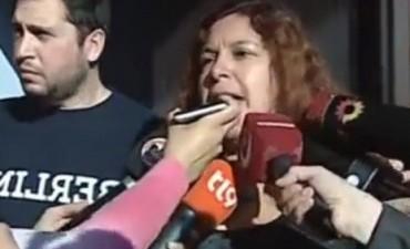 """Alicia Sánchez: """"Hay una cacería de la oposición, es increíble lo que estamos viviendo"""""""