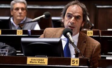 """Mario Giacobbe: El legislador de Cambiemos dijo que """"lo de Bonadío es una vergüenza"""""""