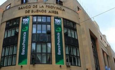 Los trabajadores del Banco Provincia continúan de paro en rechazo a la reforma de Vidal