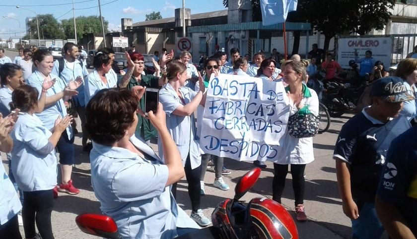 Chivilcoy: La empresa Paquetá ratificó que el 31/12, cerrará definitivamente su planta