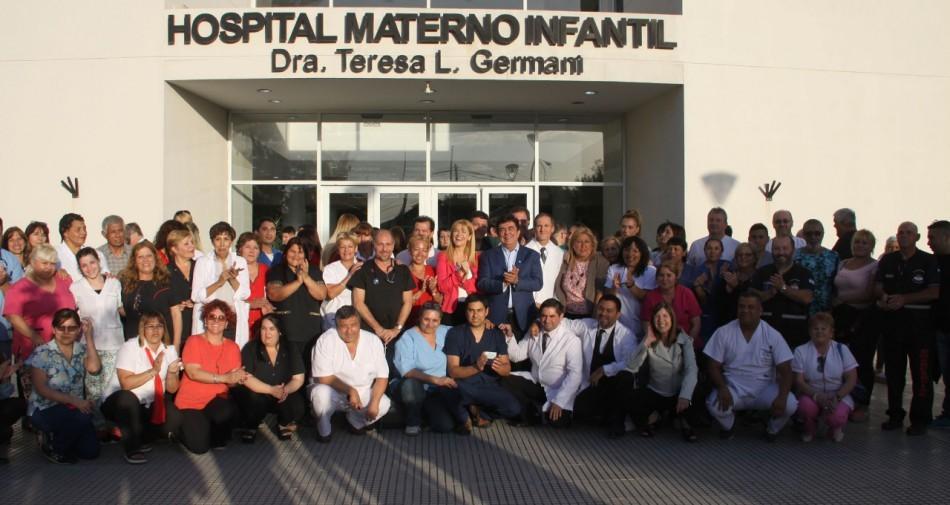 La Matanza: Magario anunció que entrega un bono de $18 mil a los municipales