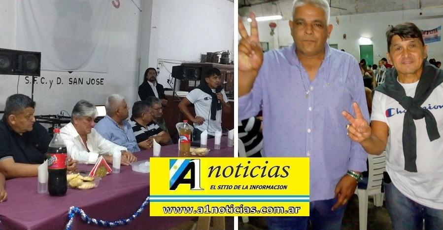 Moreno: La militancia de Moreno Norte despidió el año junto a las instituciones