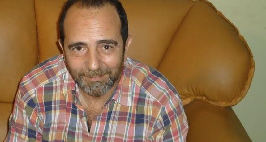 """Aníbal Rucci: """"La militancia tiene que empujar para arriba y decirles que el camino es la unidad"""""""