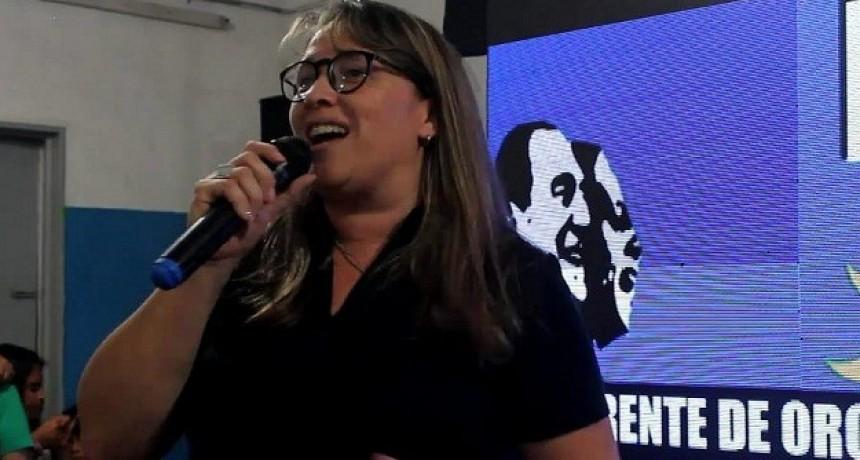 """María Laura Ramírez: """"El gobierno nacional busca dividirnos y que no defendamos a los más necesitados"""""""