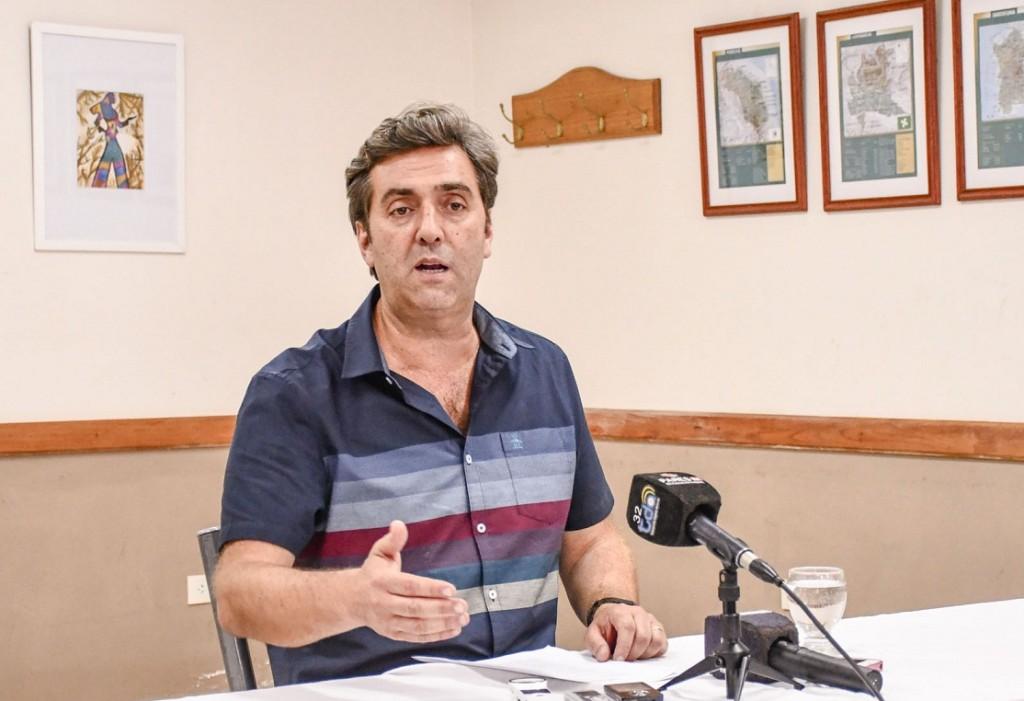 """Luján: Boto les pidió a sus funcionarios """"solidaridad y austeridad. Luján necesita integralidad en las políticas públicas"""""""