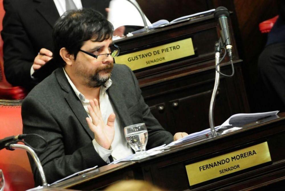 San Martín: El HCD aprobó la licencia de Katopodis y Moreira ya es intendente interino