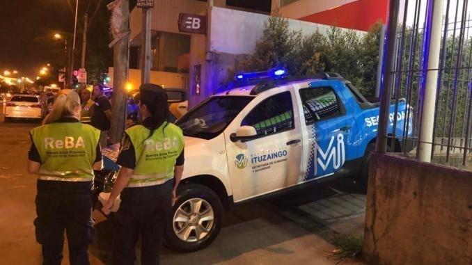 Ituzaingo: Personal municipal secuestró un Transporte de pasajeros sin la habilitación