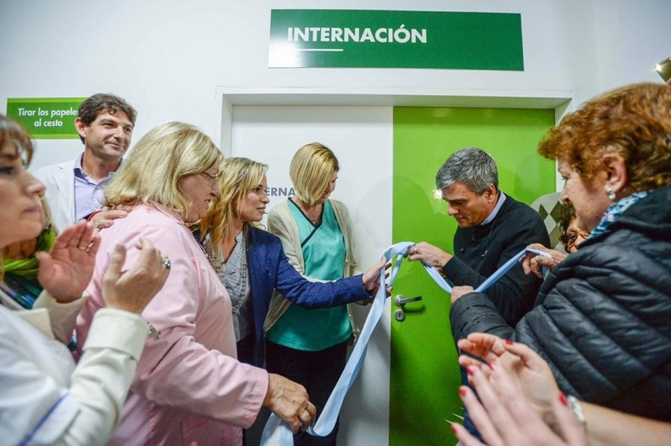 """María del C. Pardi: """"Para resolver los problemas de la salud, los municipios tuvimos que afrontar gastos y comprar insumos"""""""