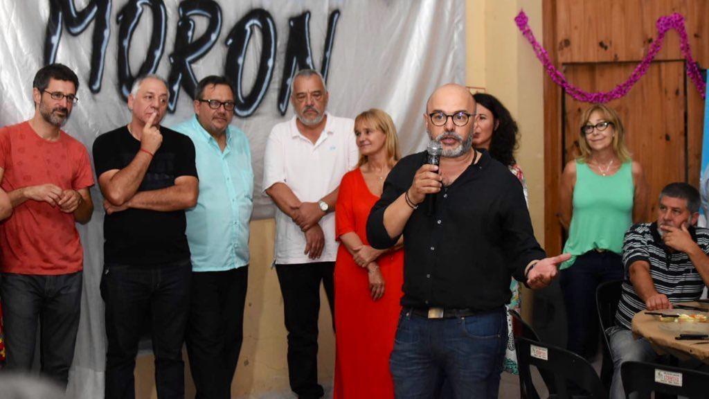 Morón: Los dirigentes del Frente de Todos cerraron el año junto a la militancia