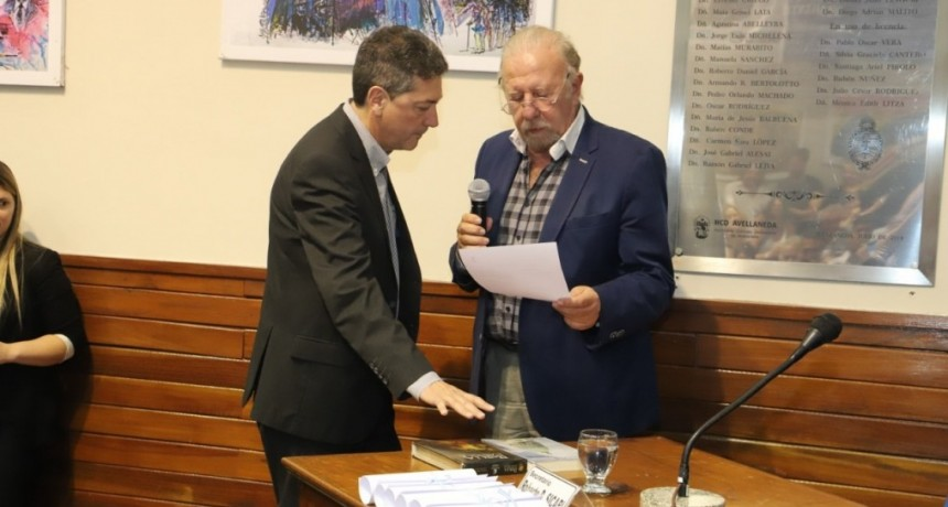 Avellaneda: El HCD eligió de manera unánime a Hugo Barrueco como presidente
