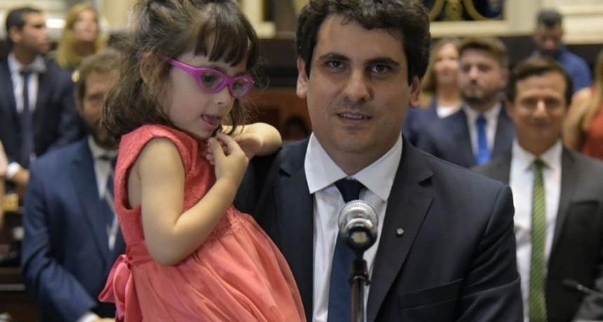 """Gómez Parodi: """"Voy a impulsar un proyecto de Empleo Joven que nos permita planear un nuevo rumbo económico"""""""