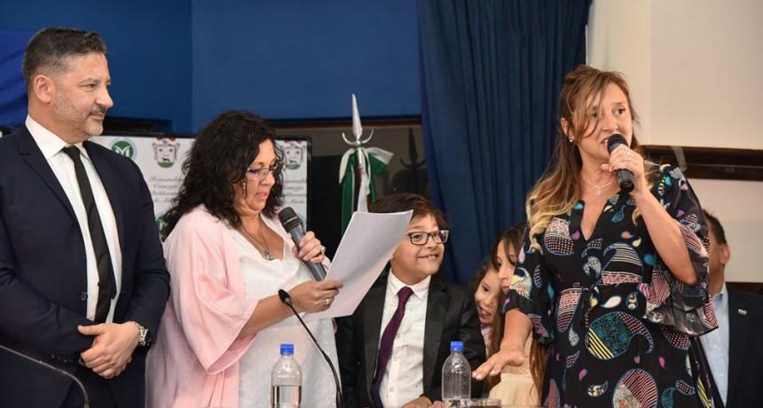 Merlo: En el Rectorado de la UNO asumió su segundo mandato Gustavo Menéndez