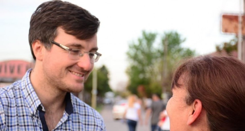 Morón: Lucas Ghi asume como nuevo intendente