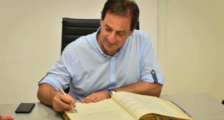 Sujarchuk anunció cambios en su gabinete y creó la Agencia para la Vivienda y el Hábitat