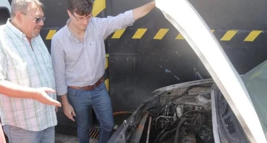 Morón: Lucas Ghi recorrió dependencias de gobierno y aseguró que