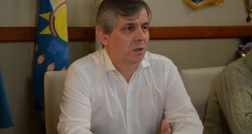 Chivilcoy: El intendente Guillermo Britos congeló su sueldo y el de sus funcionarios