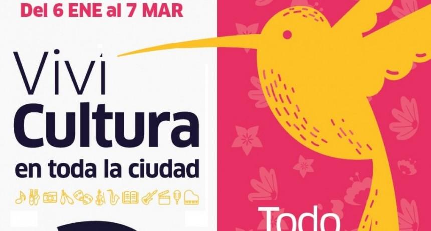 San Martín: Comienza el ciclo de verano ´Viví Cultura´, con espectáculos en distintos lugares