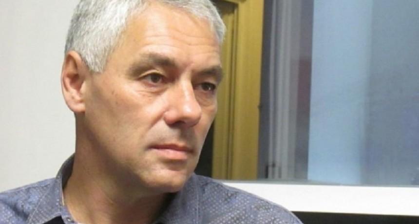 El intendente de Berisso, Fabián Cagliardi, se bajó el sueldo y recortó los de su gabinete