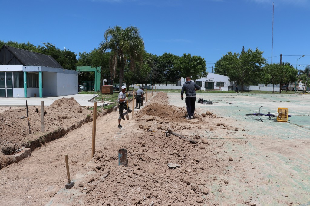 Ensenada: Más espacios públicos en el distrito