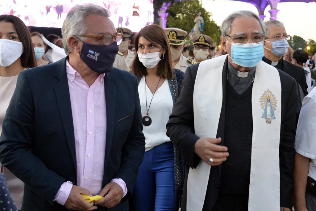 """Julio Zamora en el Día de la Virgen 2020: """"La unidad de los argentinos es la esperanza para caminar por el sendero de la prosperidad"""""""