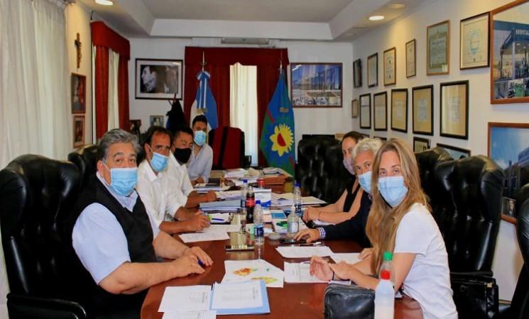José C. Paz: Ishii recibió a Agustina Vila para firmar convenios en Materia Educativa
