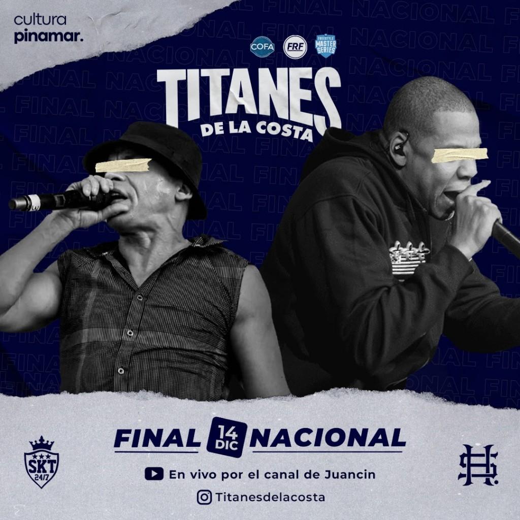Pinamar: Llega la competencia nacional de Freestyle TITANES DE LA COSTA