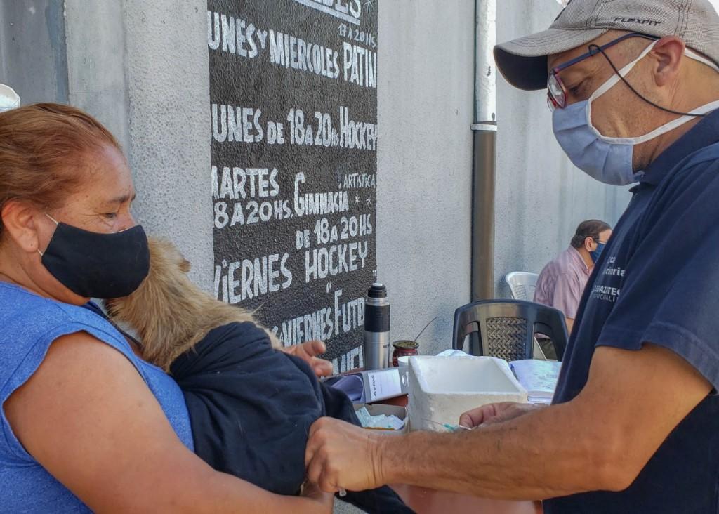 Berazategui: Castración y vacunación gratuita en la Sociedad de Fomento General Belgrano