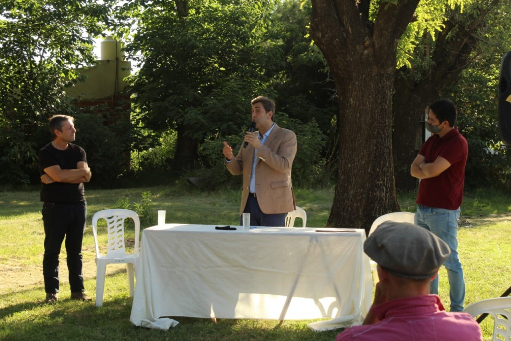 Luján se sumó a la Red Nacional de Municipios por la Agroecología
