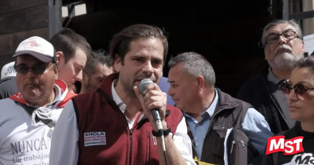 """César Latorre (Hospital Italiano): """"Estamos cobrando mal y ahora estamos comiendo mal, esto nos da mucha bronca"""""""