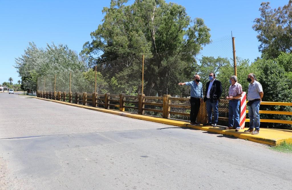 Ensenada: Puente Arroyo la Guardia, Reconstrucción a nuevo