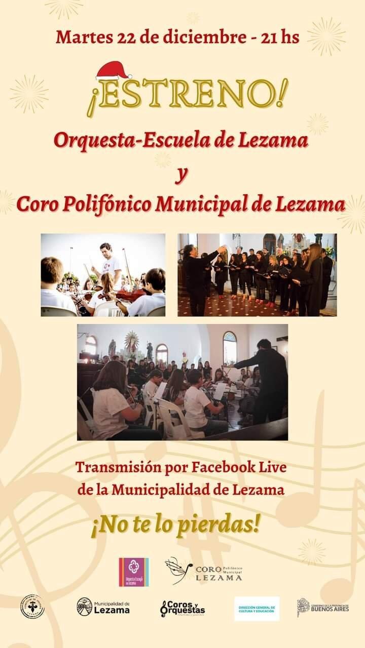 Lezama: Así será el Acto Oficial por el 11º Aniversario de la fundación del distrito