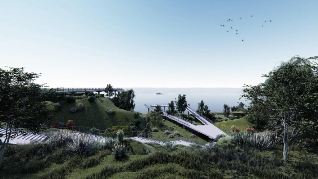 """San Nicolás: El nuevo parque en terrenos del ex-batallón se llamará """"Parque del Acuerdo"""""""