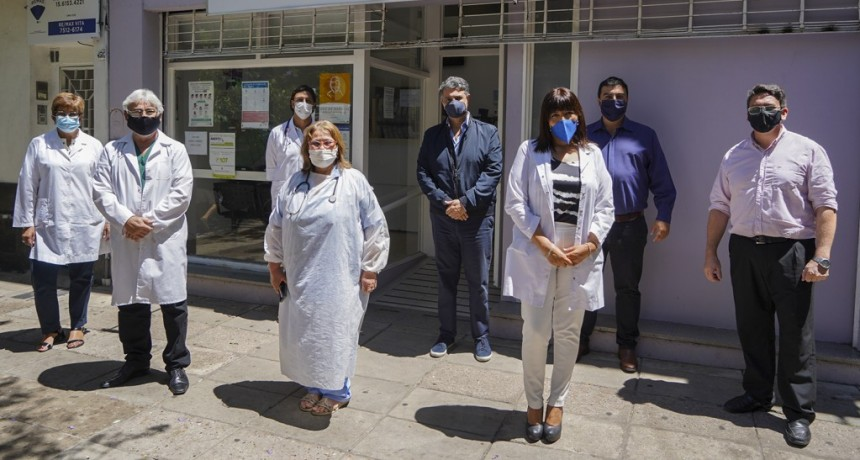 Vicente López conmemora el Día Internacional del Médico